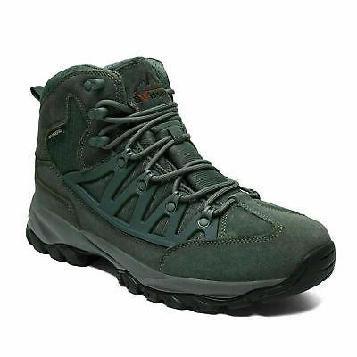 NORTIV Ankle Waterproof Boots Backpacking Work