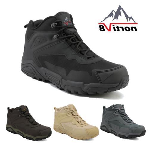 men s ankle waterproof hiking boots lightweight