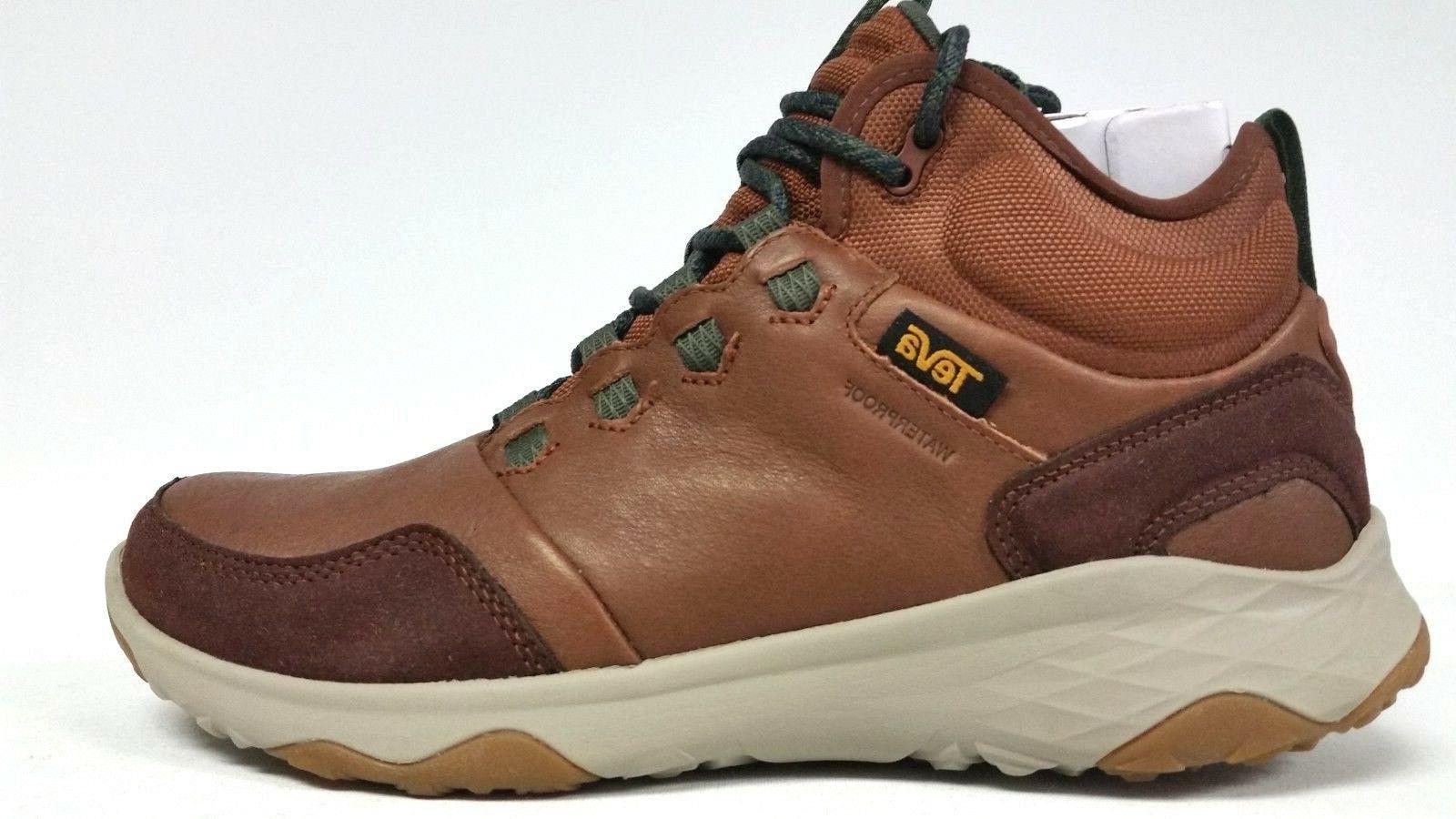 Teva Men's Arrowood 2 Mid Waterproof Hiking Boot - Size 9 -