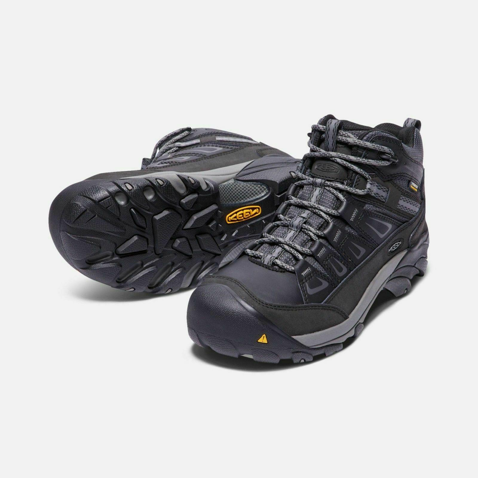 men s boulder wp mid steel toe