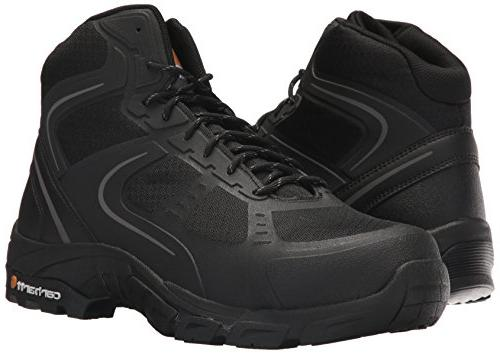 """Carhartt 6"""" Lightweight Technology Toe Hiker Mesh and Synthetic, 8 M US"""