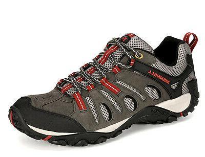 men s crosslander vent granite leather boots