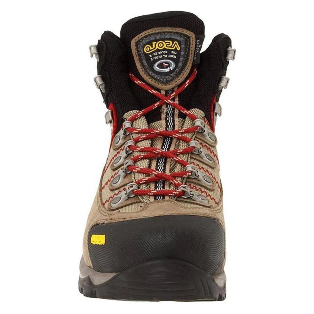 Asolo Men's Hiking Wool/Black OM3400-508