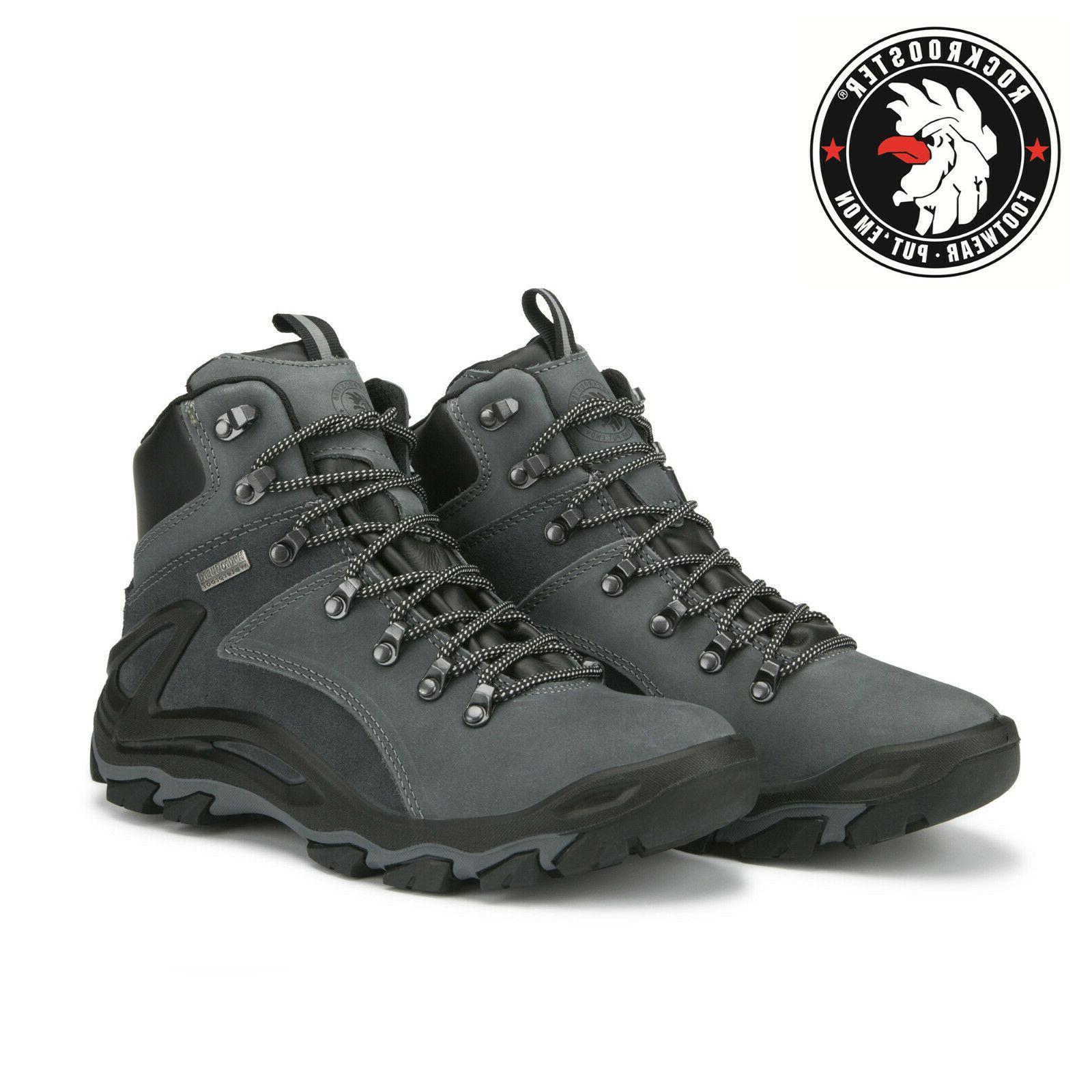 men s hiking boots breathable lightweight waterproof