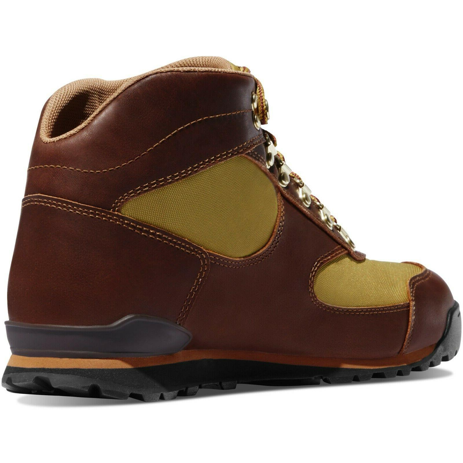 Danner Men's Everyday Waterproof Hiking Boots Brown/Khaki 37351