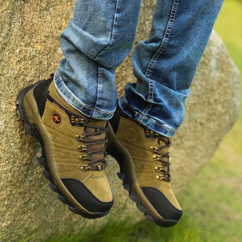Mens Waterproof Ventilated Boots Ourdoor