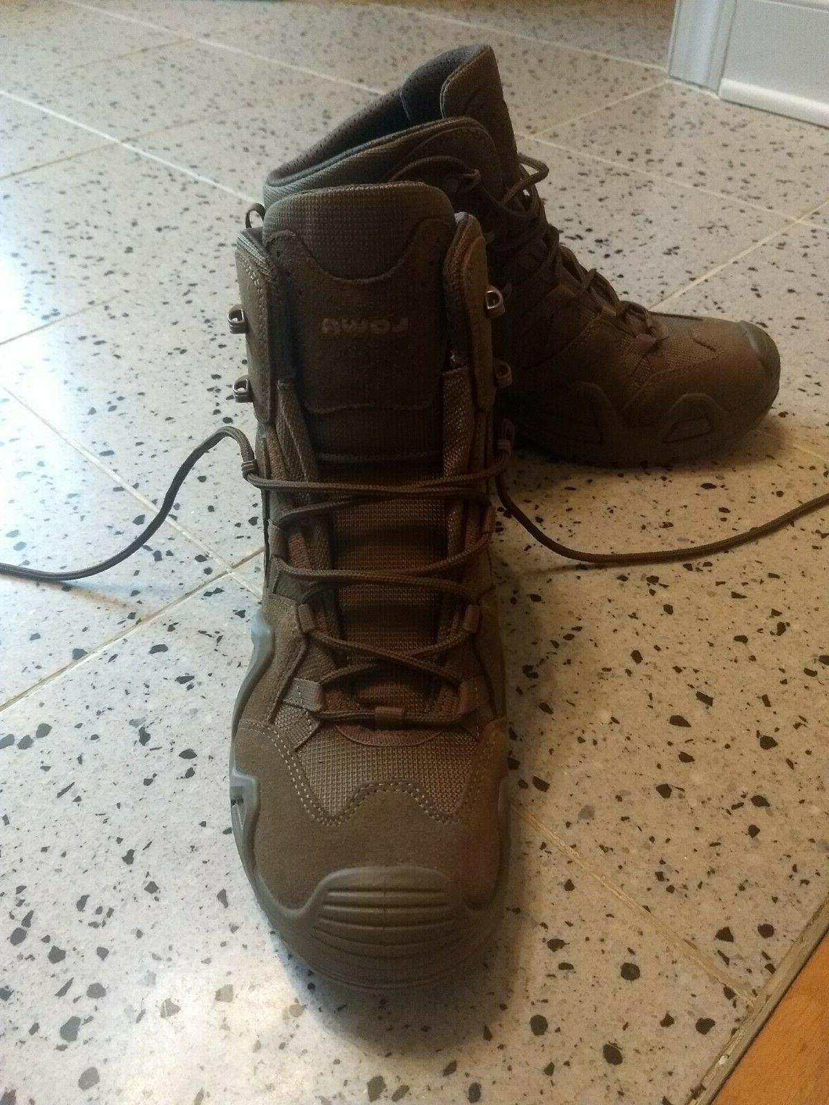 Men's Lowa TF Hiking Shoes. Size 11. Brand New. Coyote Op
