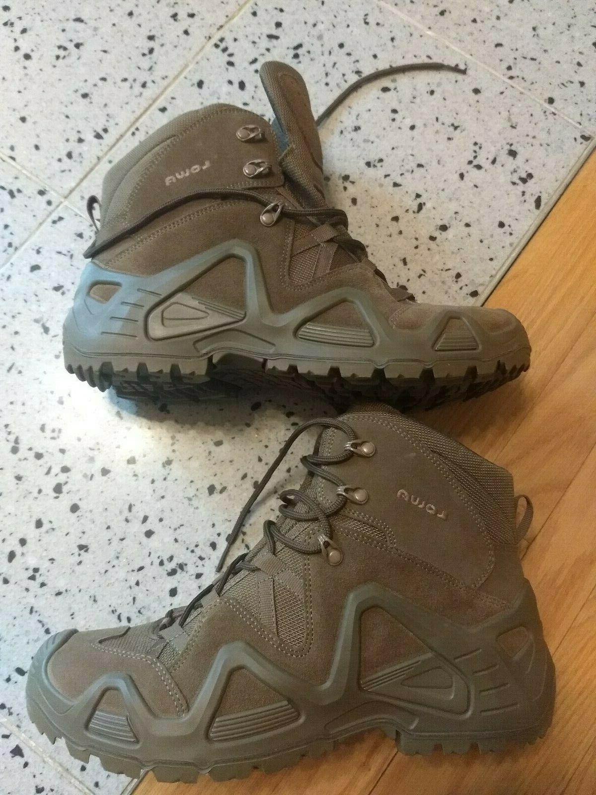 Men's Lowa TF Hiking Shoes. Coyote