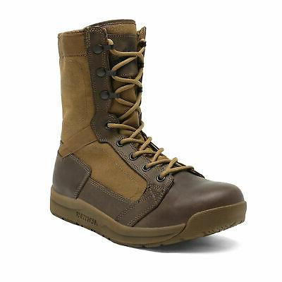 Men's Military Tactical Combat Army Hiking Work Boots