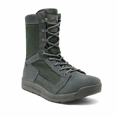 Men's Military Army Lightweight Hiking Boots