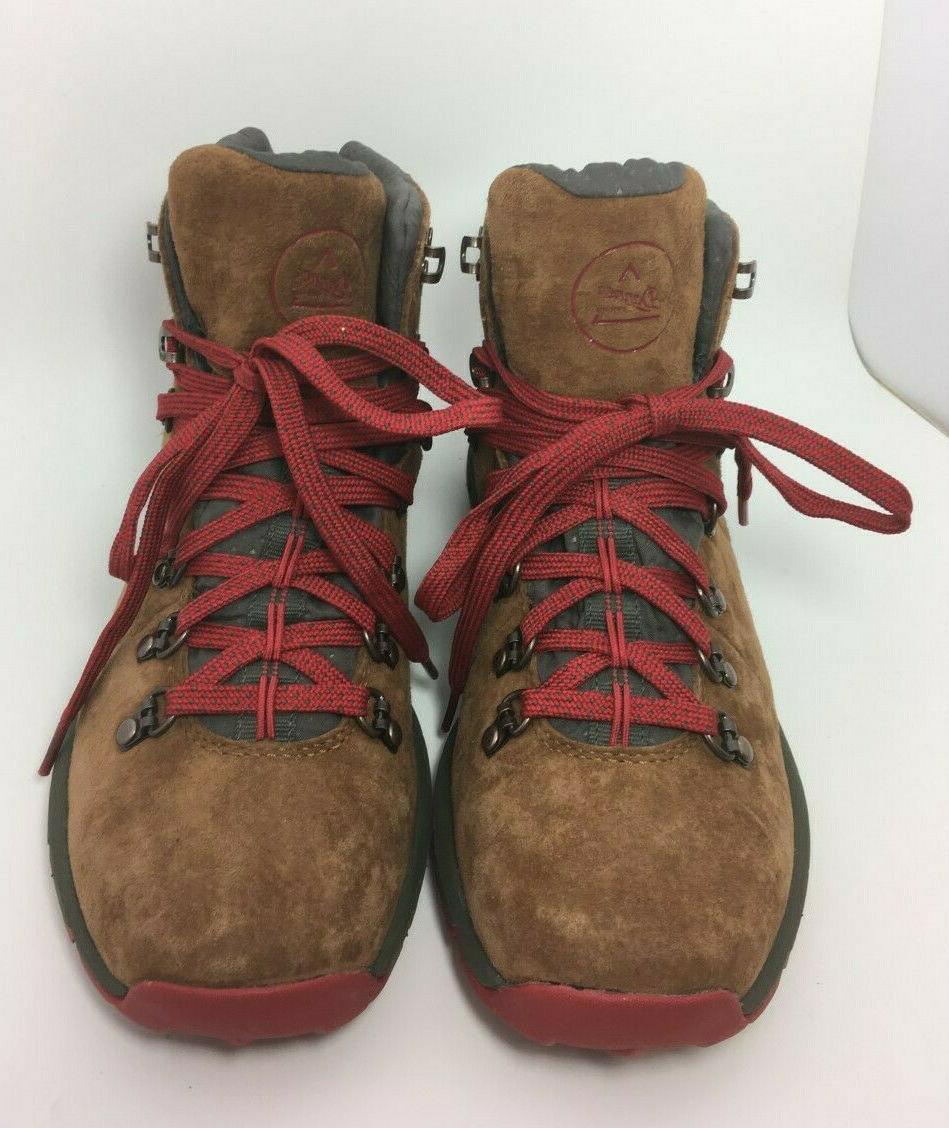 "Danner Men's 4.5"" Hiking Boots Size 7 US"