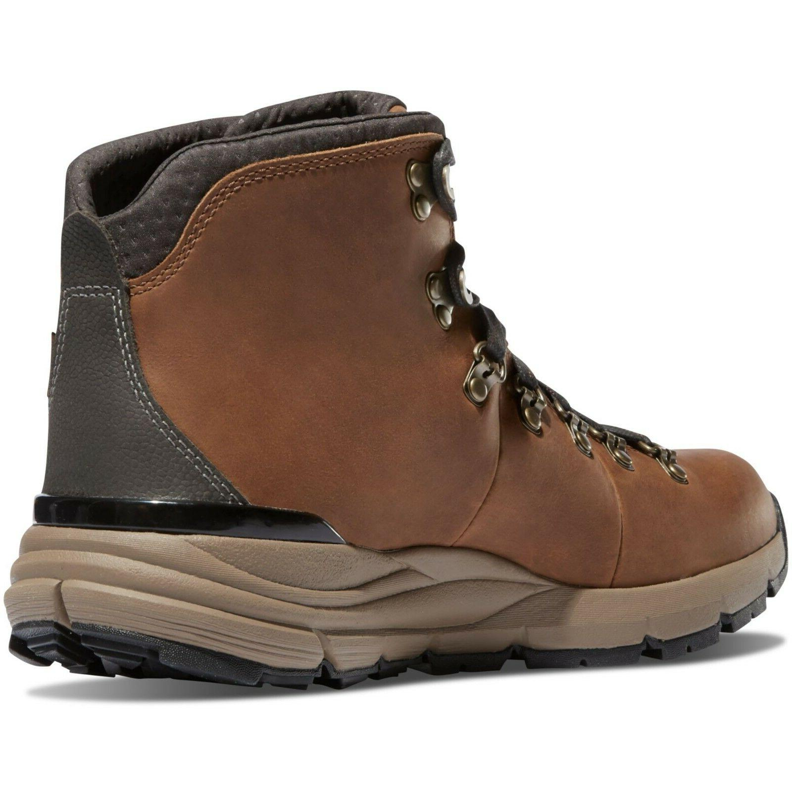 """4.5"""" Brown Boots #62250 Sizes"""