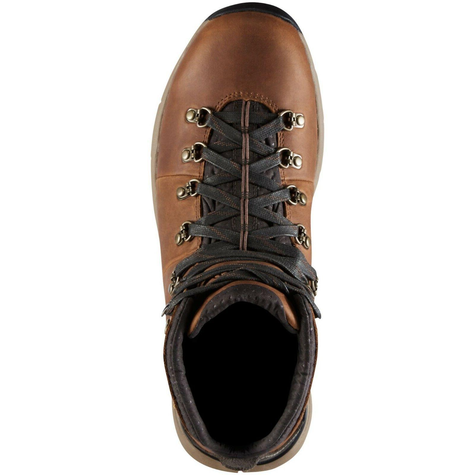 """Danner Mountain 4.5"""" Brown Boots #62250 US Sizes"""