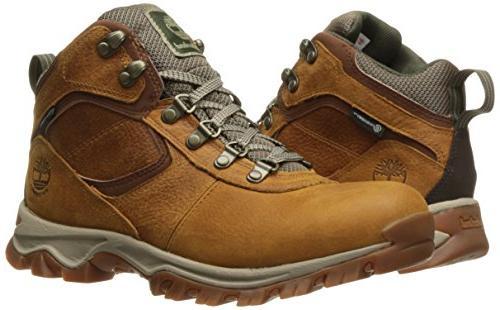 Timberland Men's Boot, Brown Grain, 10