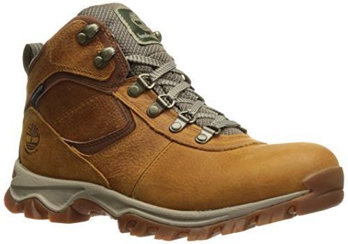 Timberland Men's Mid Wp Hiking Boot, Grain, 10 Medium