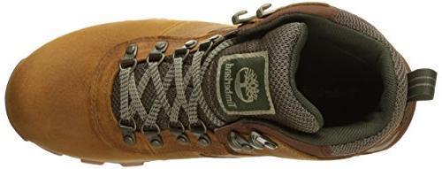 Timberland Maddsen Mid Wp Hiking Boot, Full Grain, 10 Medium US