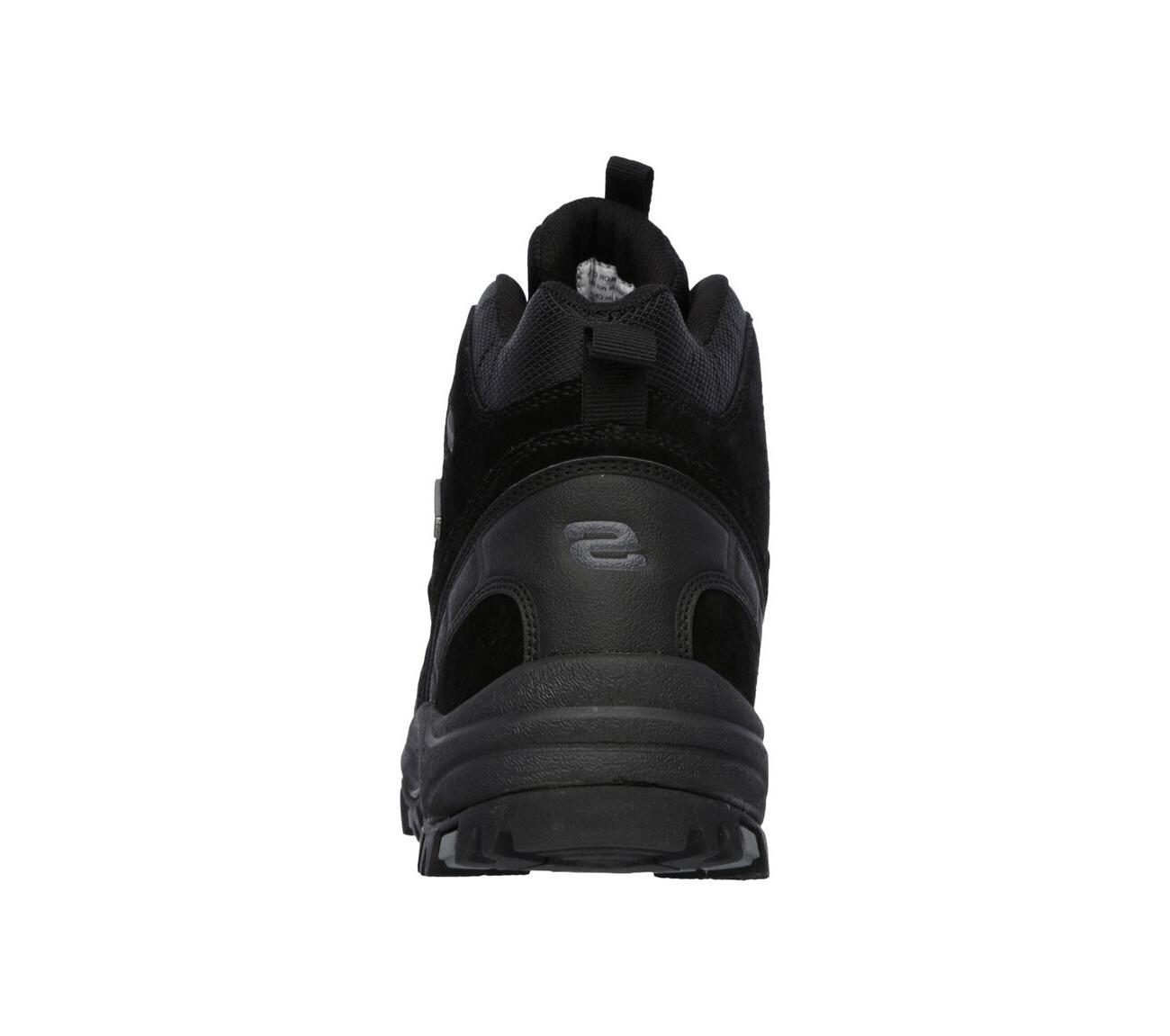 Men's SKECHERS Relaxed Fit: Relment - Boot, 64869 /BLK Black