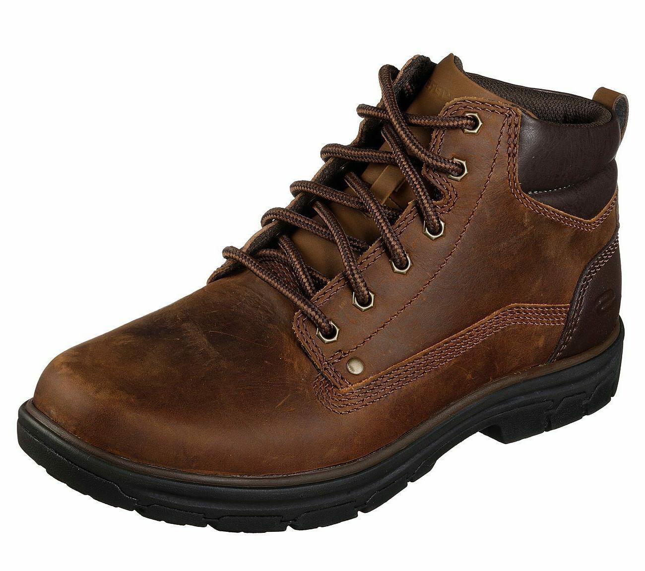 Skechers Segment Garnet Men's Casual Boots
