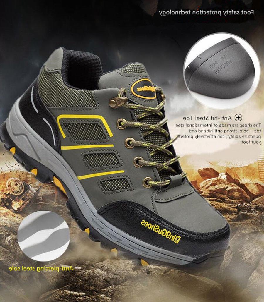 Men's Toe Sole Hiking Waterproof