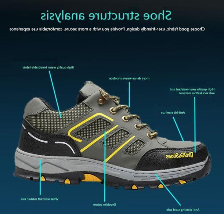 Men's Shoes Toe Hiking fromUS