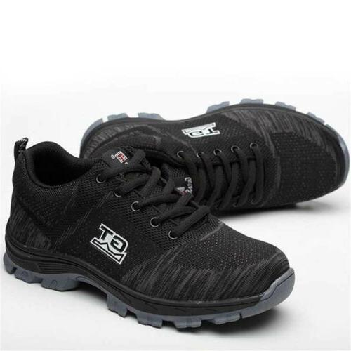 Men's Safety Steel Sneakers Hiking