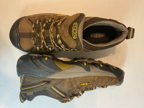 KEEN Men's Targhee II Hiking Cascade Size