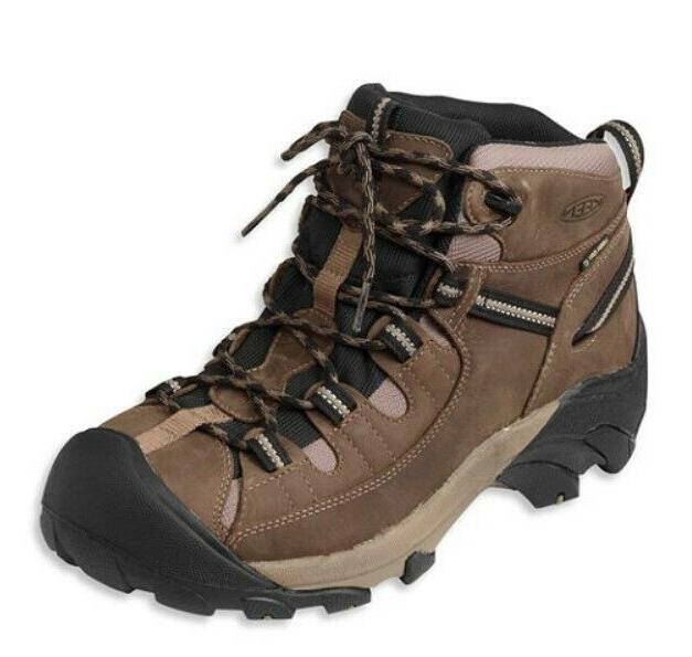 Men's Keen Targhee Waterproof Hiking Boots NWT