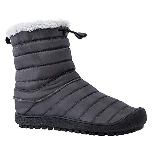 men s waterproof ankle snow boots winter