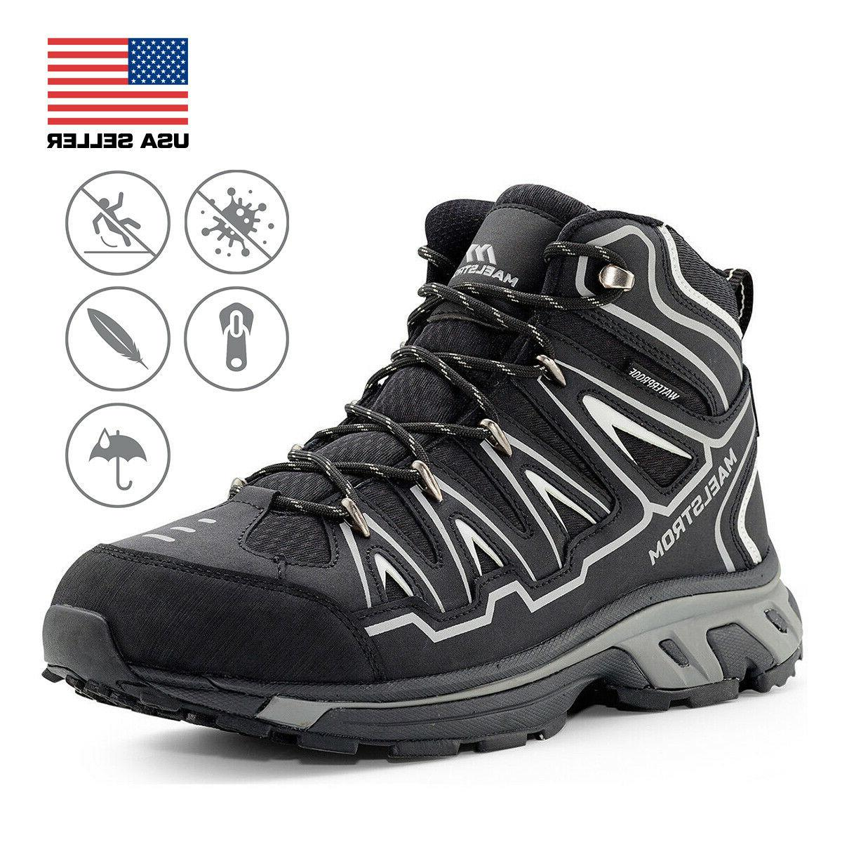 Maelstrom Men's Waterproof Hiking Boots in
