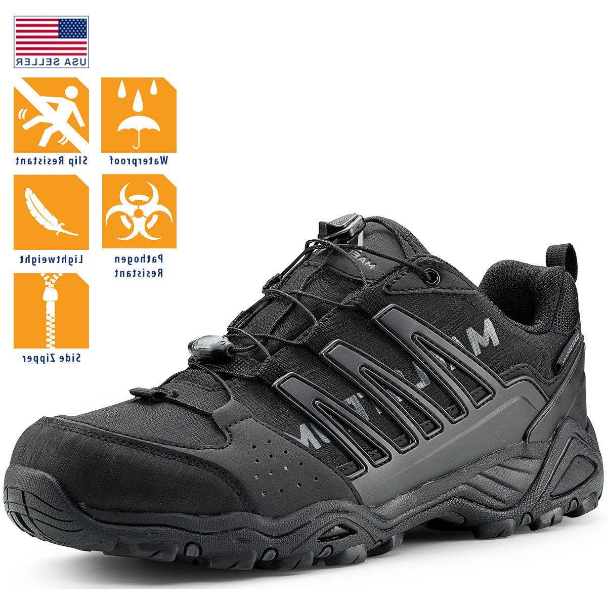 Maelstrom Waterproof Hiking Boots