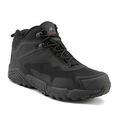 men s waterproof hiking boots lightweight mid
