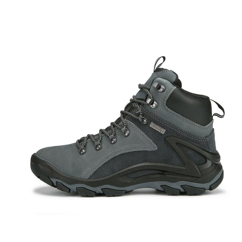 ROCKROOSTER Hiking Boots Waterproof Outdoor Backpacking Hiking