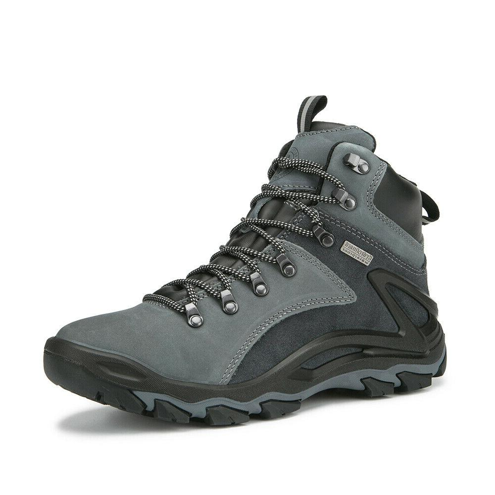 ROCKROOSTER Hiking Boots Waterproof Outdoor Backpacking Men'