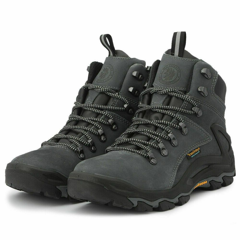 ROCKROOSTER Outdoor Backpacking Men's Shoes 6''