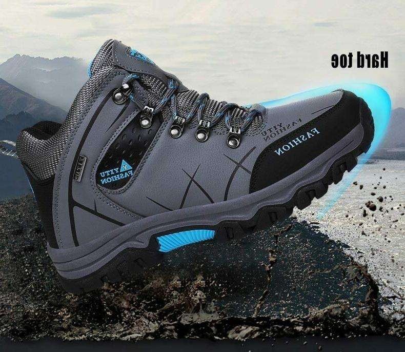 Men's Warm Outdoor Ankle Hiking Work
