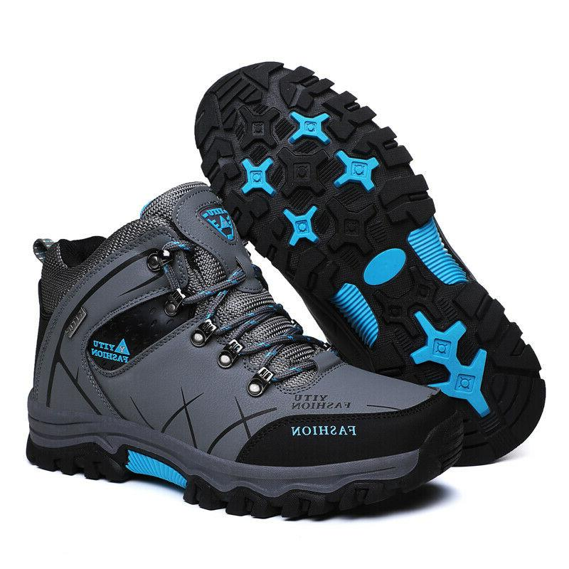 Men's Winter Boots Ankle Hiking Work
