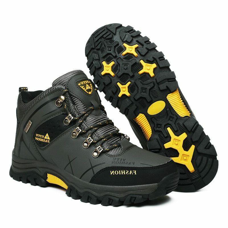 men s winter snow boots warm sports