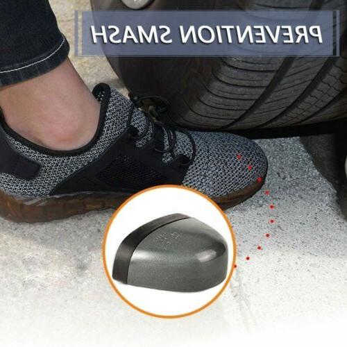 Men's Shoes Steel Toe Indestructible Breathable Hiker