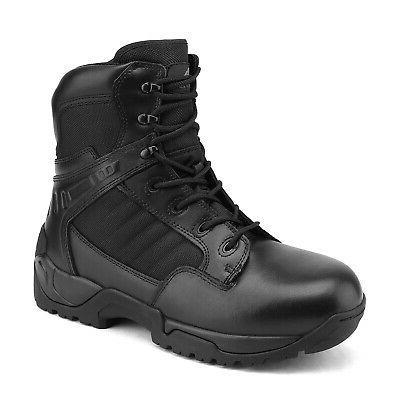 NORTIV Tactical Zip Boots