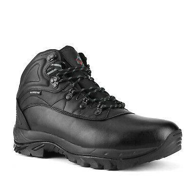 us men s waterproof hiking boots mid