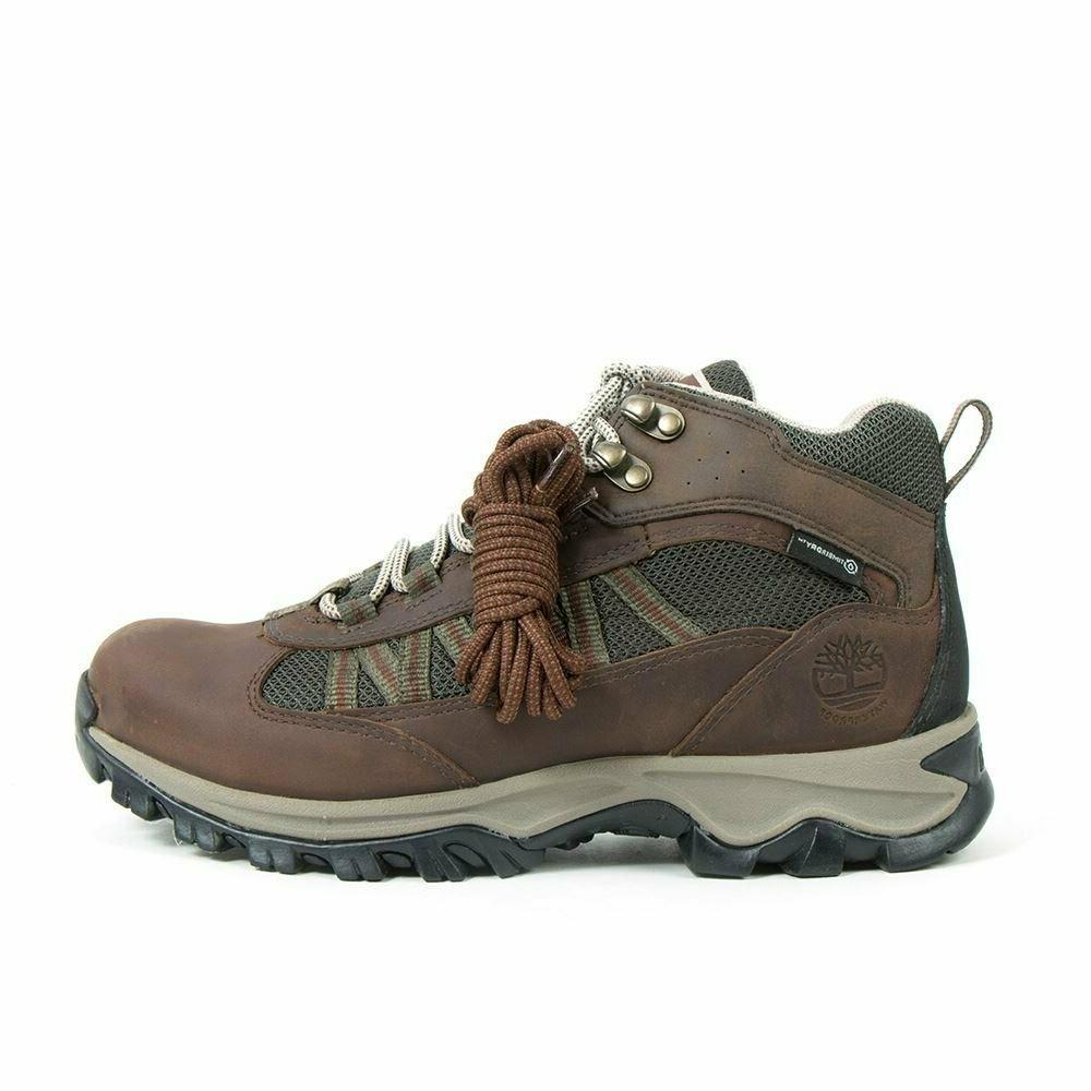 Mens Boots Maddsen Lite Hiking Boots Brown