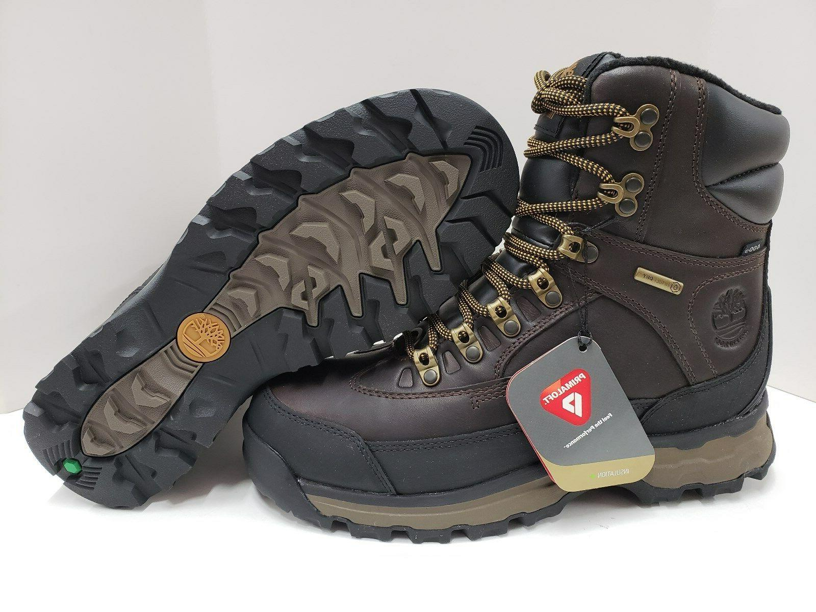 """Mens 8"""" Waterproof 400G Insulated Boot TB0A1H6W"""