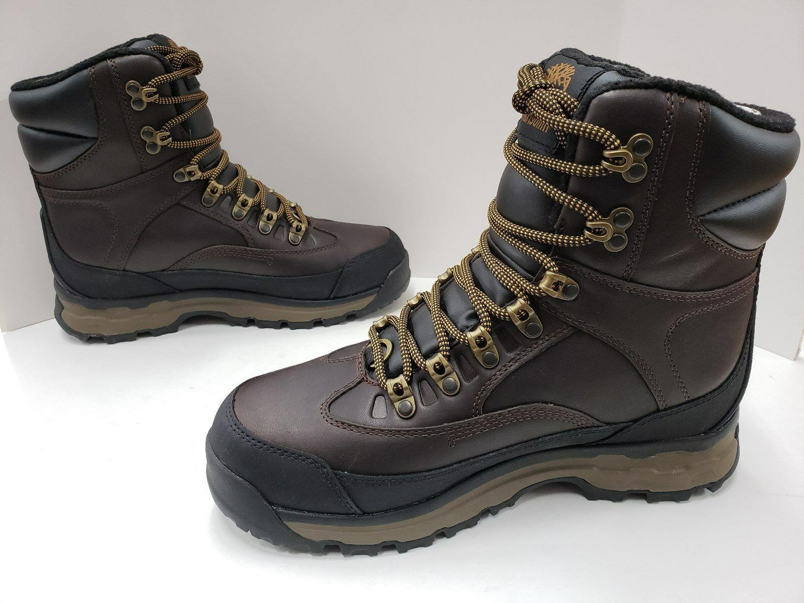 "Mens 8"" Waterproof Boot"