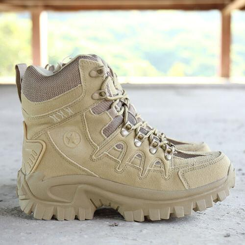 Mens Top Hiking Boots Plus