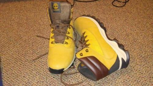 Mens timberland hiking waterproof boots size 11Great Deal!
