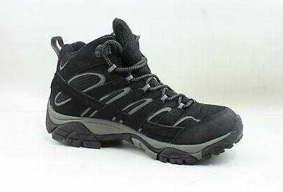 Merrell Mens Mid Gtx Black Boots
