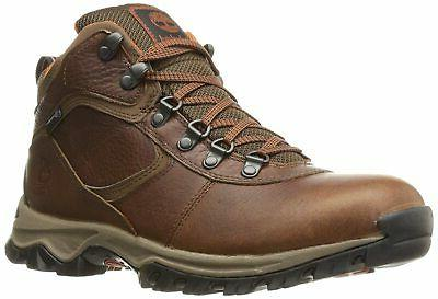 mens mt maddsen mid leather hiking boot