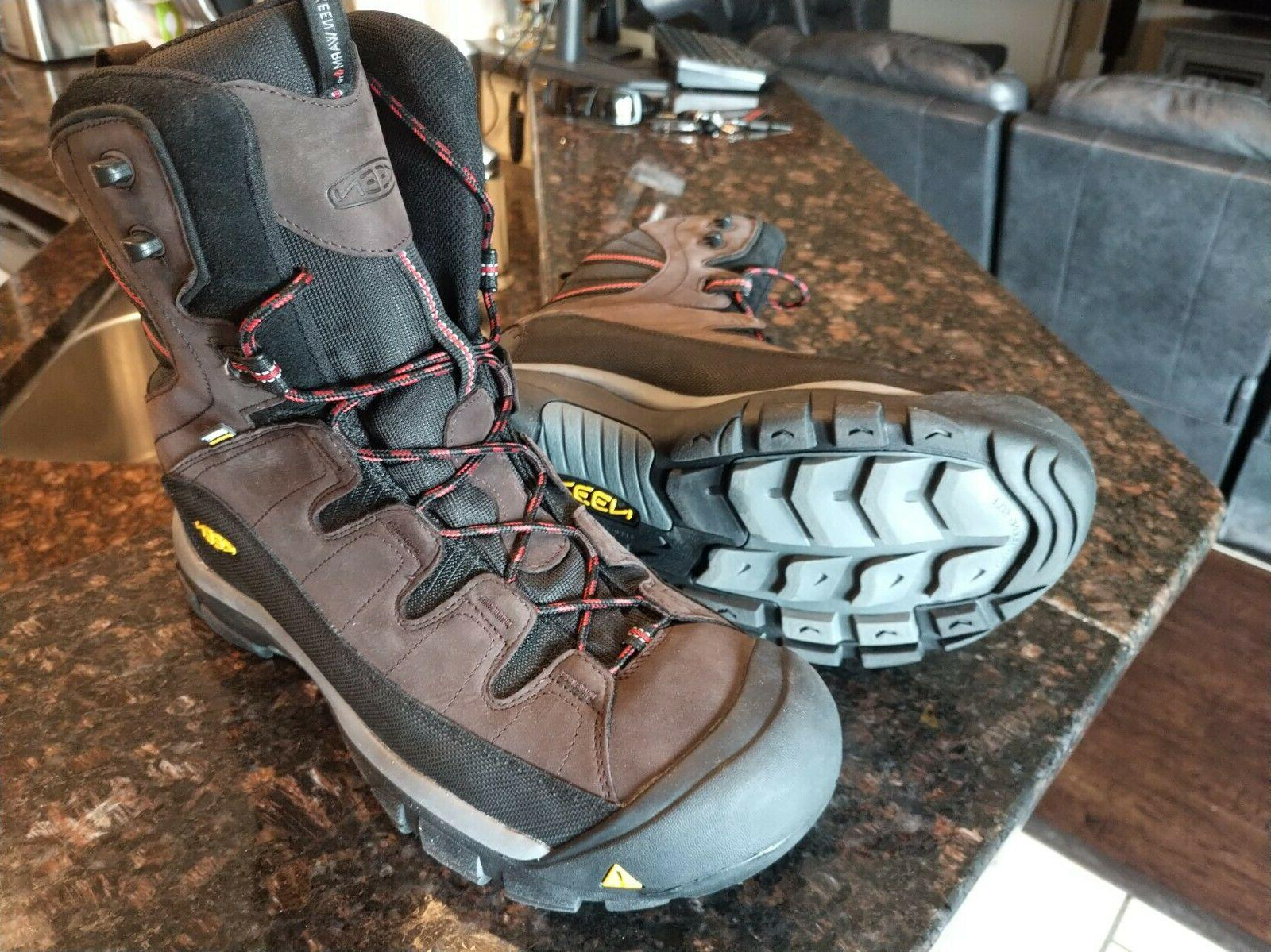 Mens Size Keen Summit County Winter