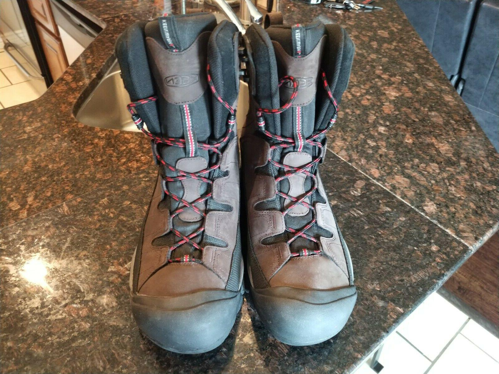 mens size 13 summit county iii insulated