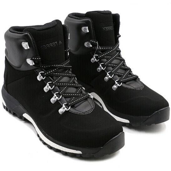 71eaf6f69df MENS ADIDAS TERREX PATHMAKER CW CLIMAWARM BOOST BLACK TRAIL HIKING RUNNING  BOOTS